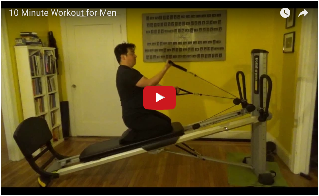 10 Minute Mens Workout