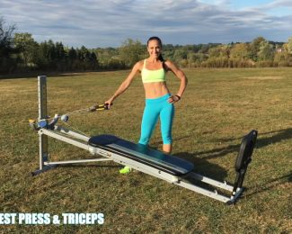 Endurance Building Workout Week 3