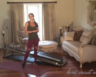 Home Circuit Training with the Total Gym FIT