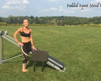 How to Use the Total Gym Padded Squat Stand and Toe Bar Combo