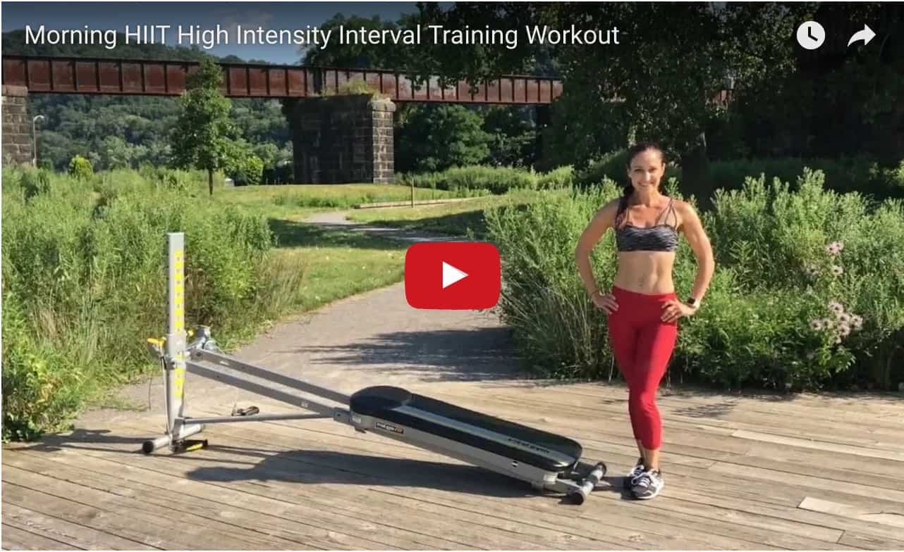 Morning HIIT Workout video