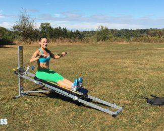 Total Gym Endurance Workout Week 1