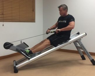 Total Gym Row Trainer Workout