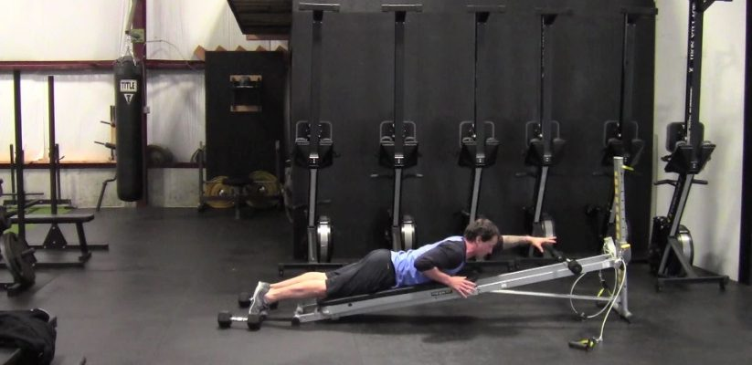 Total Gym Surfing Exercises
