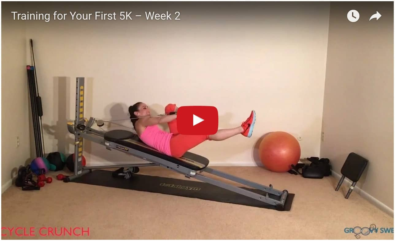 Training for Your First 5k - Week 2 video