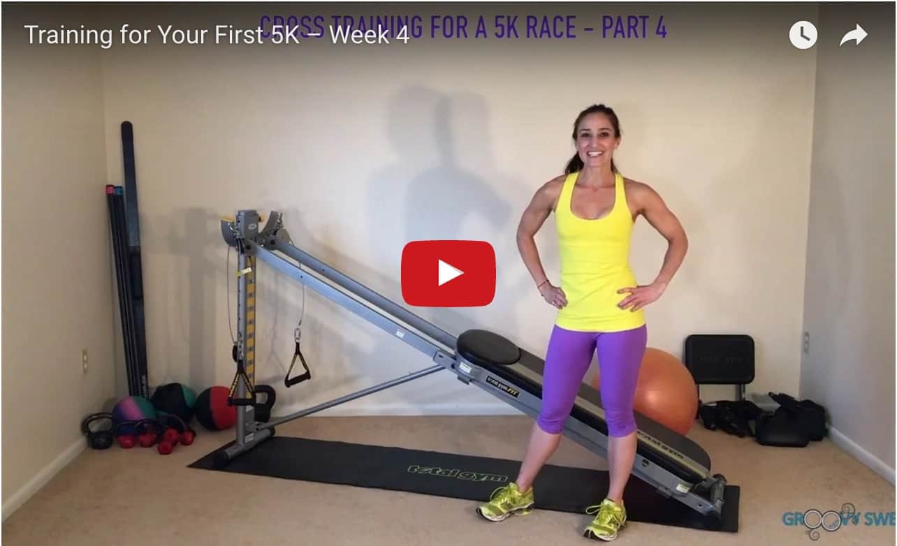Training for Your First 5k - Week 4 video