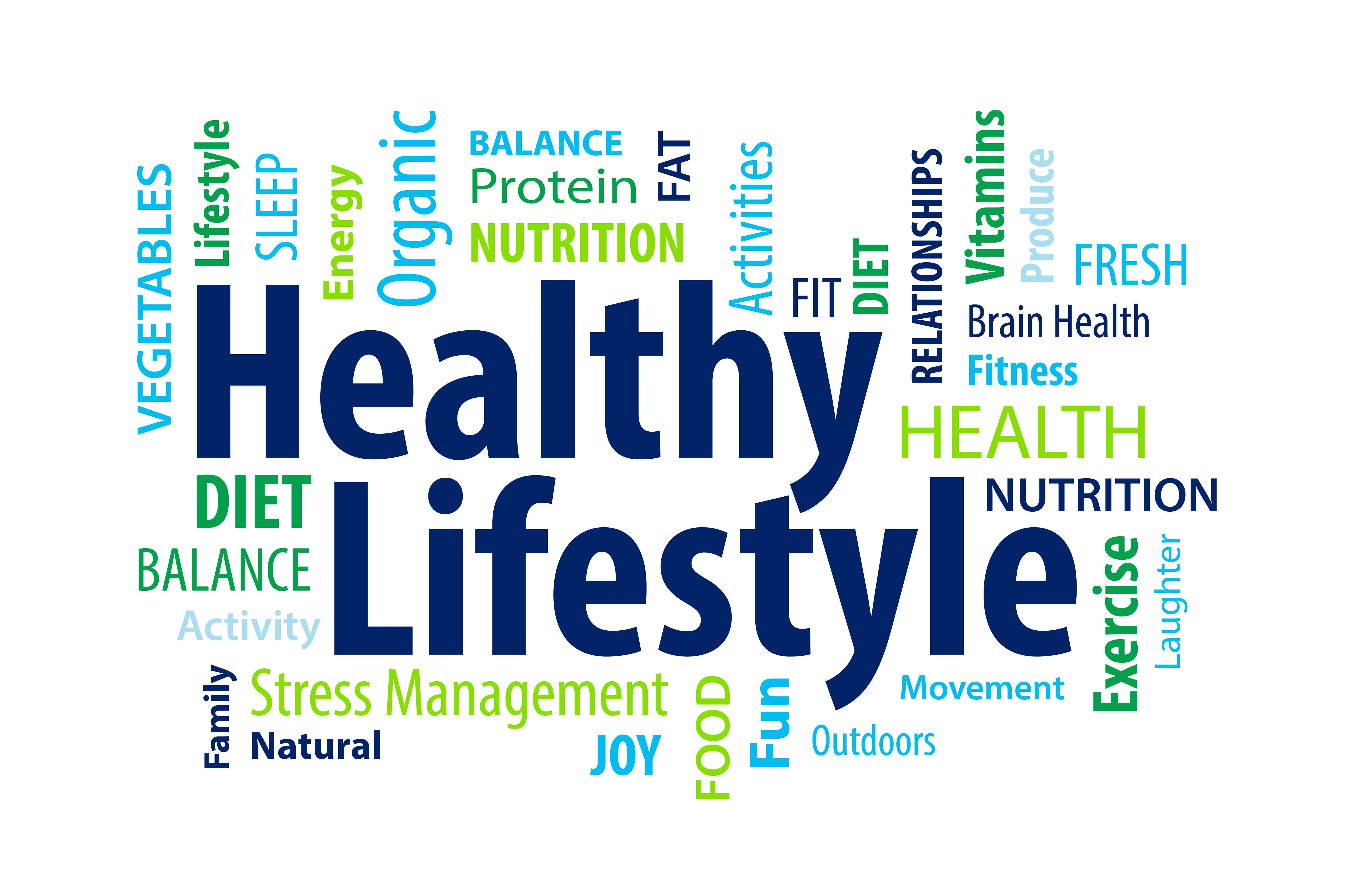 exercise for a healthy life Health, exercise: conversation: man  think of five important steps to maintaining a healthy lifestyle write them down and look up information on the internet to.