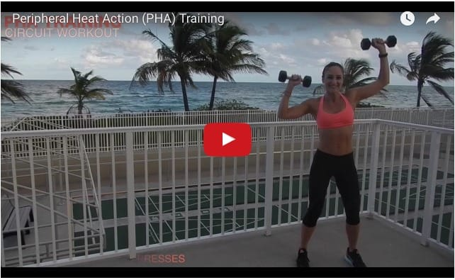 Peripheral Heart Action (PHA) Training - Total Gym Pulse