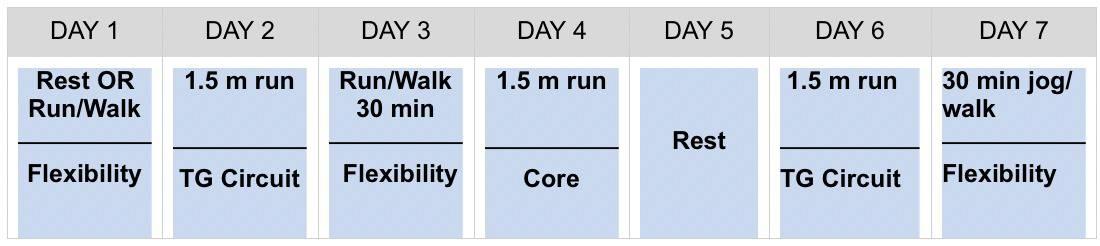 train-for-5k-week1-schedule