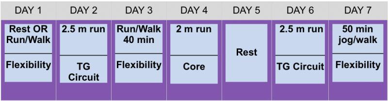 train-for-5k-week5-schedule