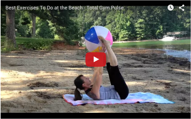 7 best beach exercises