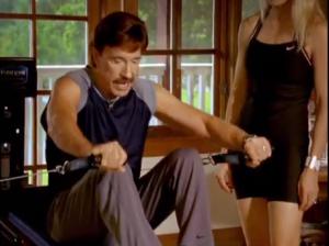 Chuck Norris Workout