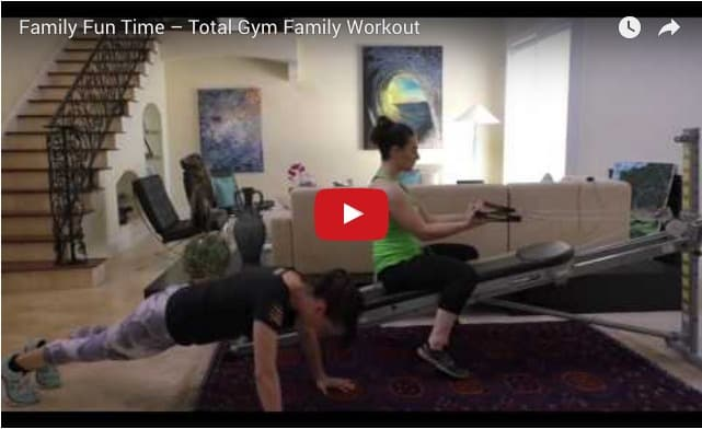 Family Fun Workout Week 1 video