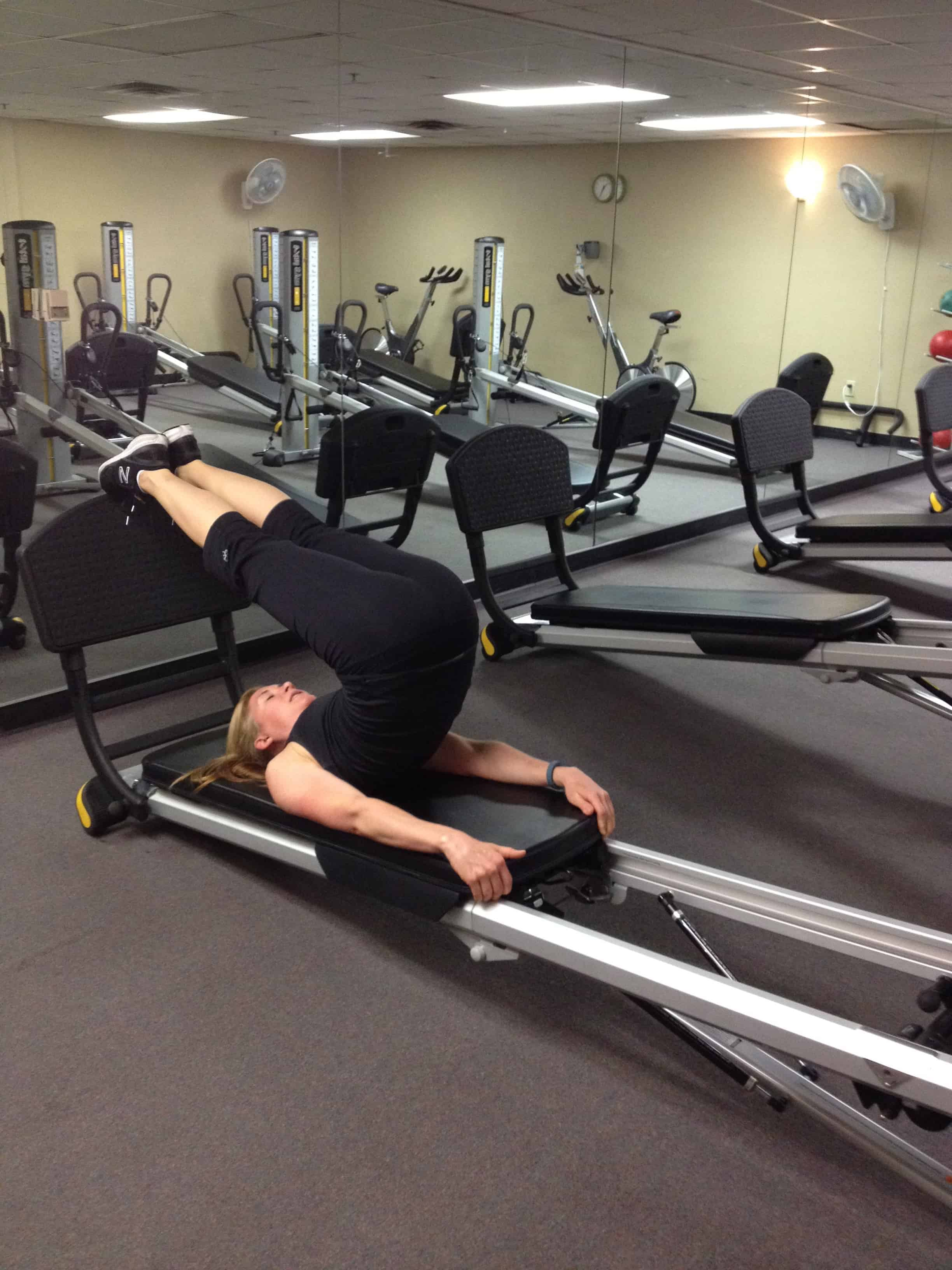 How to add inverted exercises to your total gym workout for Gimnasio pilates