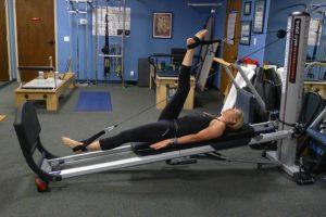Total Gym Scissor Kicks