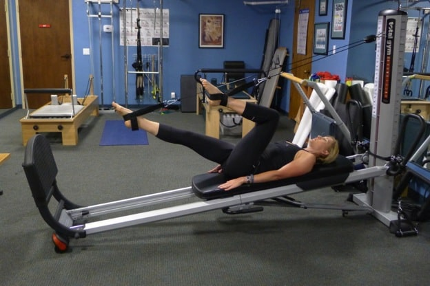 Total Gym T Strap Foot Leg Cuff for Pilates