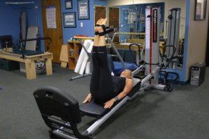 Total Gym Hip Hinge