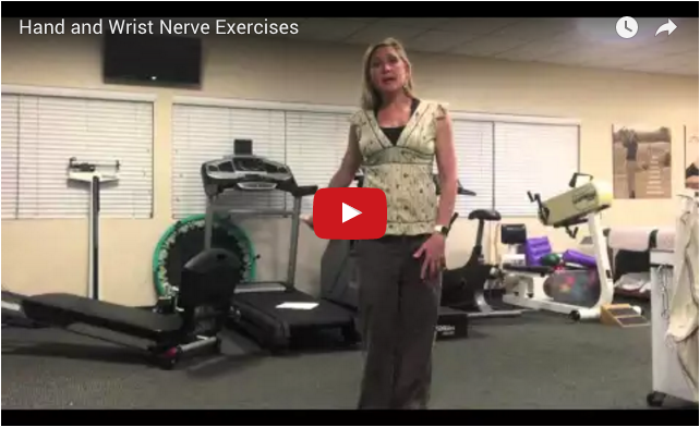 Nerve exercises video