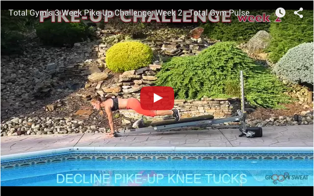 Pike Up Challenge Week 2