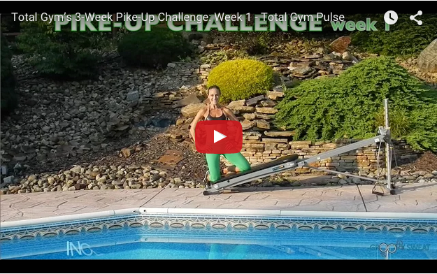 Pike Up Challenge video