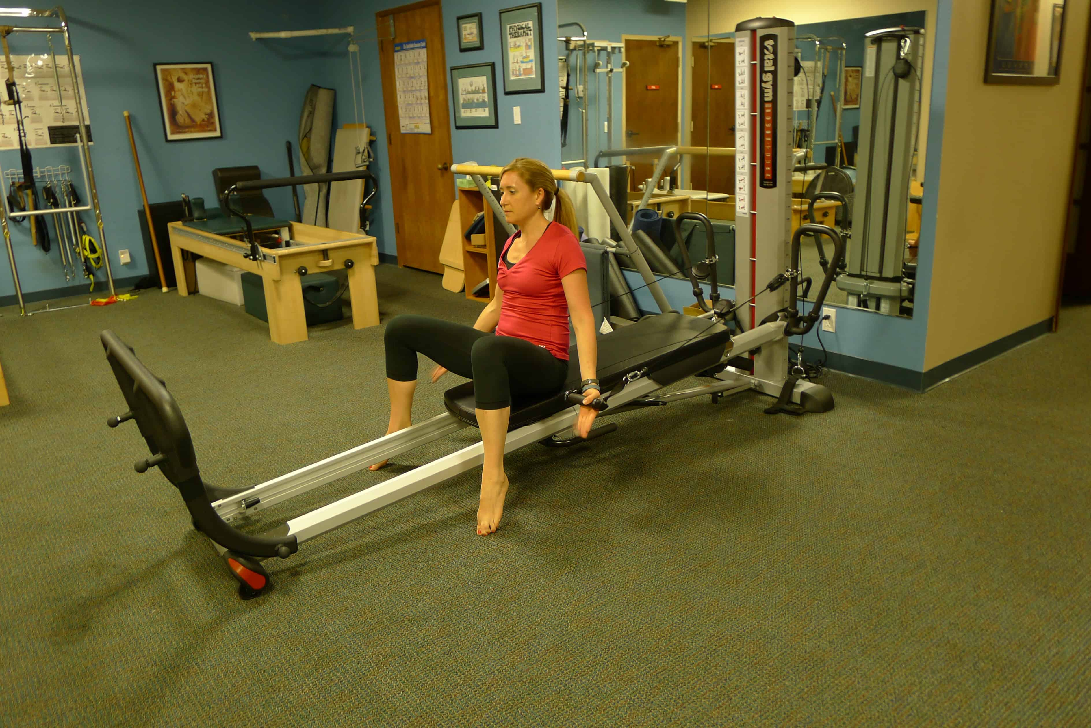 Best pilates exercises on total gym