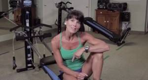Rosalie Brown Ab Workout