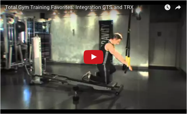 Total Gym and TRX
