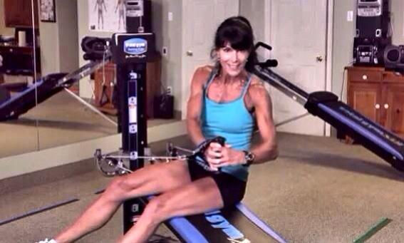 Rosalie Brown Ab Workout The Total Gym