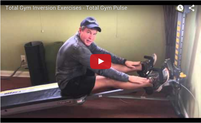 Total Gym Inversion Exercises