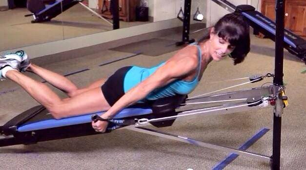 No pool no problem total gym exercises that replicate for Gimnasio total