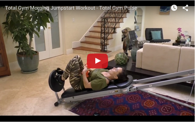 Total Gym Morning Jumpstart workout