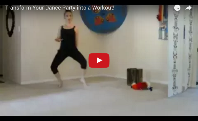 dance workout video