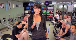 Total Gym Challenge coach Rosalie Brown