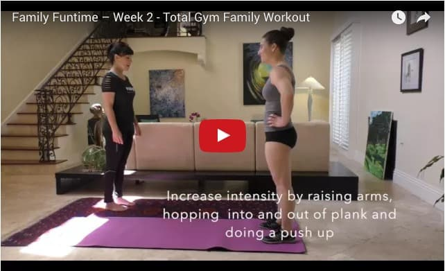 family fitness week 2 video