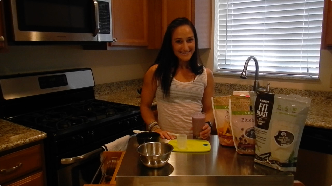 Introducing Total Gym Fit Blast Shake Recipes - Total Gym ...