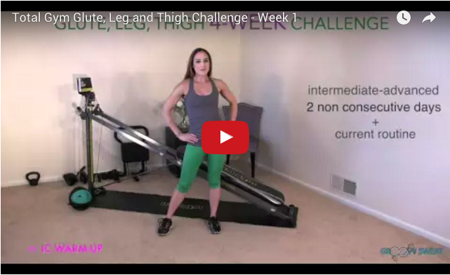 glutes legs thighs week 1 video