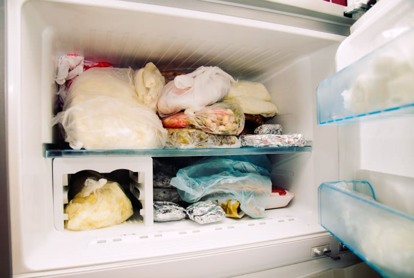 Refreezing Foods