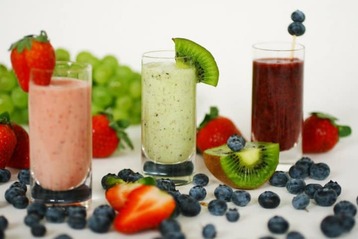 Cool off your summer with a healthy smoothie!
