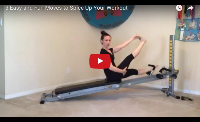 spice up your workout video