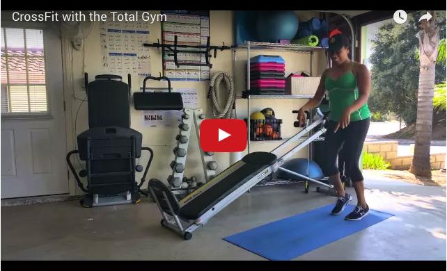 total gym crossfit video
