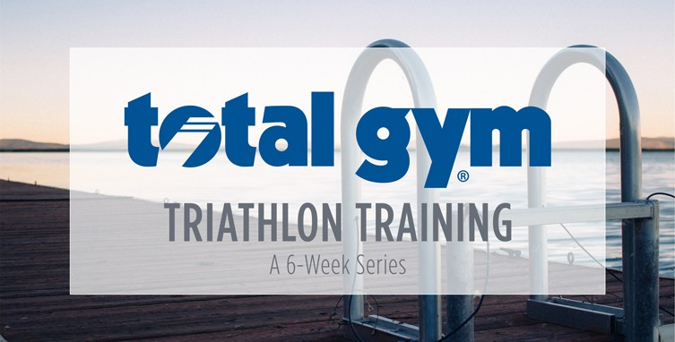 Become a triathlon warrior with total gym an introduction