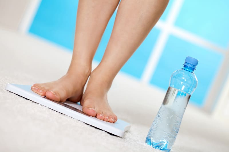 Does Drinking Cold Water Help With Weight Loss
