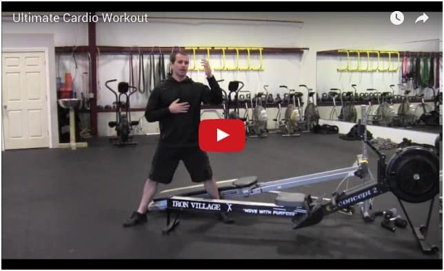 Ultimate Cardio Workout Video
