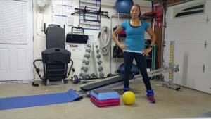 7-Minute Trouble Zone Workout: Butt