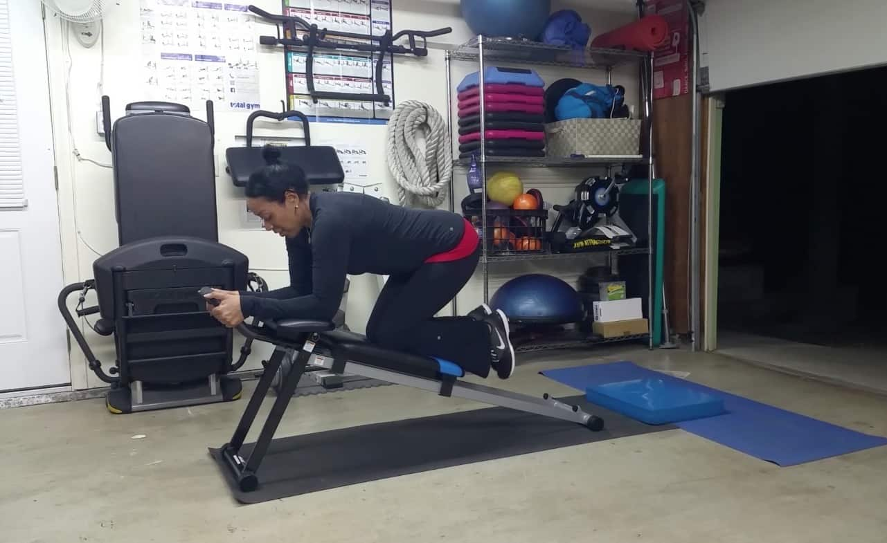 Total Gym Core Trainer Blast Morning Workout