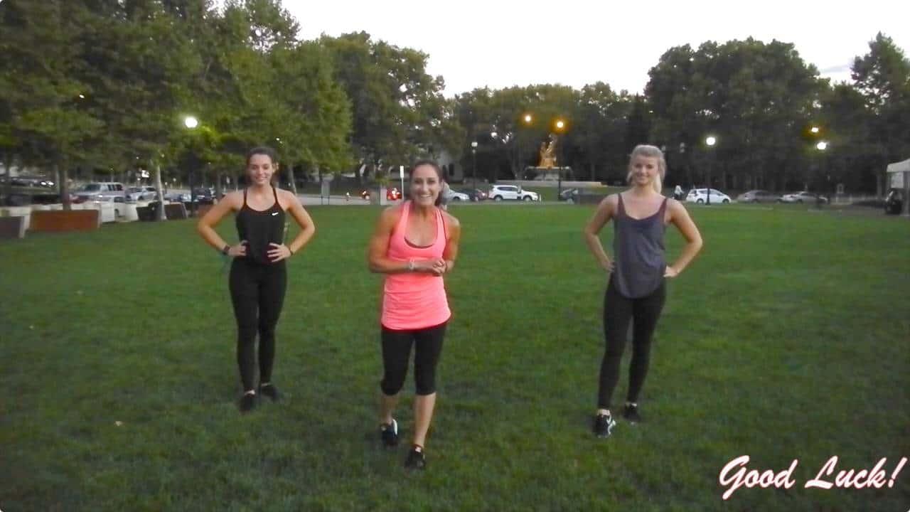 "3-Week ""Freshman 15"" Workout: Stay Fit & Tone – Week 3"