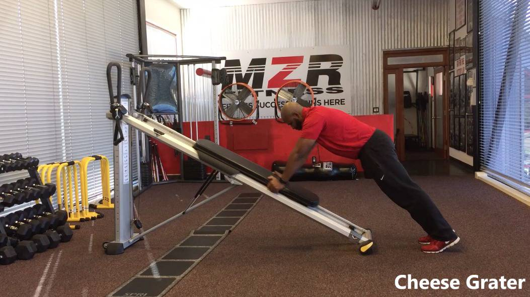 New Year, New You – Total Gym's Fitness Challenge – Week 4
