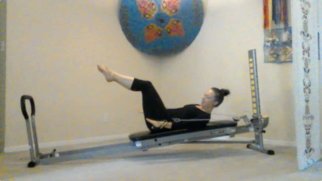 Pilates on the Total Gym – Week 1