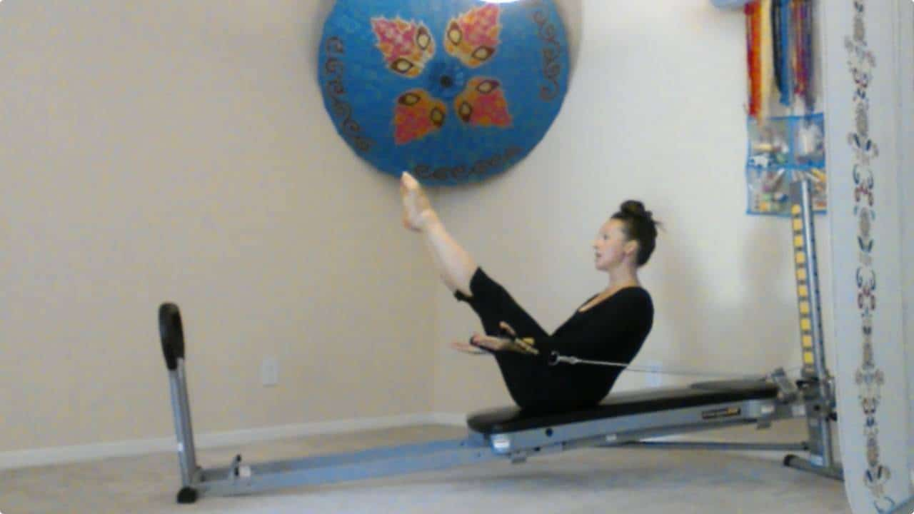 Pilates on the Total Gym – Week 2 – ADVANCED