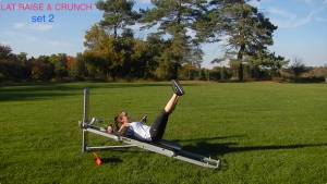 Tabata Training & the Total Gym